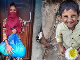 NGOs organizations providing food relief