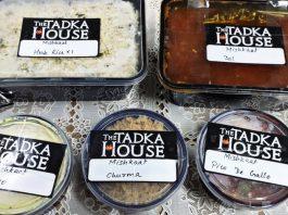 The Tadka House
