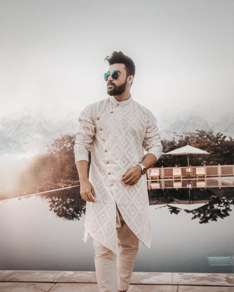 Rakhi looks by Sandeep Rai