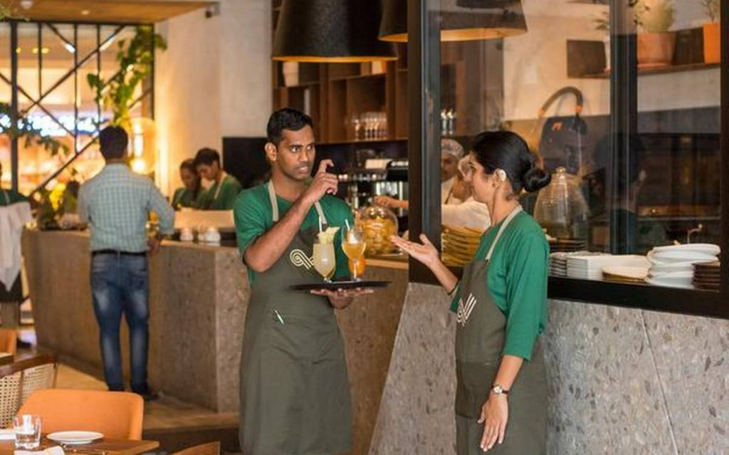 Deaf and Mute run eateries